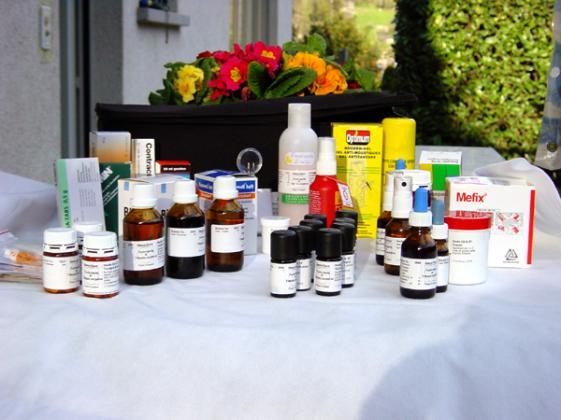 Farmacia casalinga fitoterapica