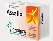 Pulv. Cortex salicis: <em>ASSALIX<sup>�</sup>&#39;